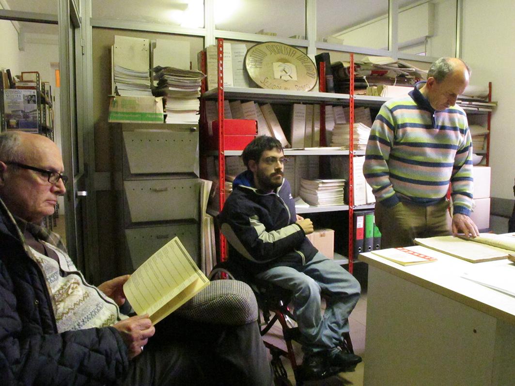 12_settimana archivi_17 marzo_archivio storico ghislandi
