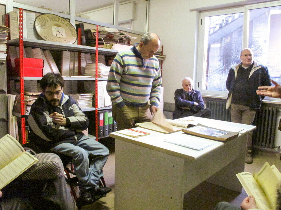 13_settimana archivi_17 marzo_archivio storico ghislandi