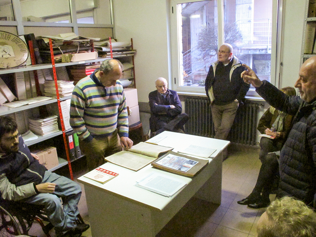 17_settimana archivi_17 marzo_archivio storico ghislandi