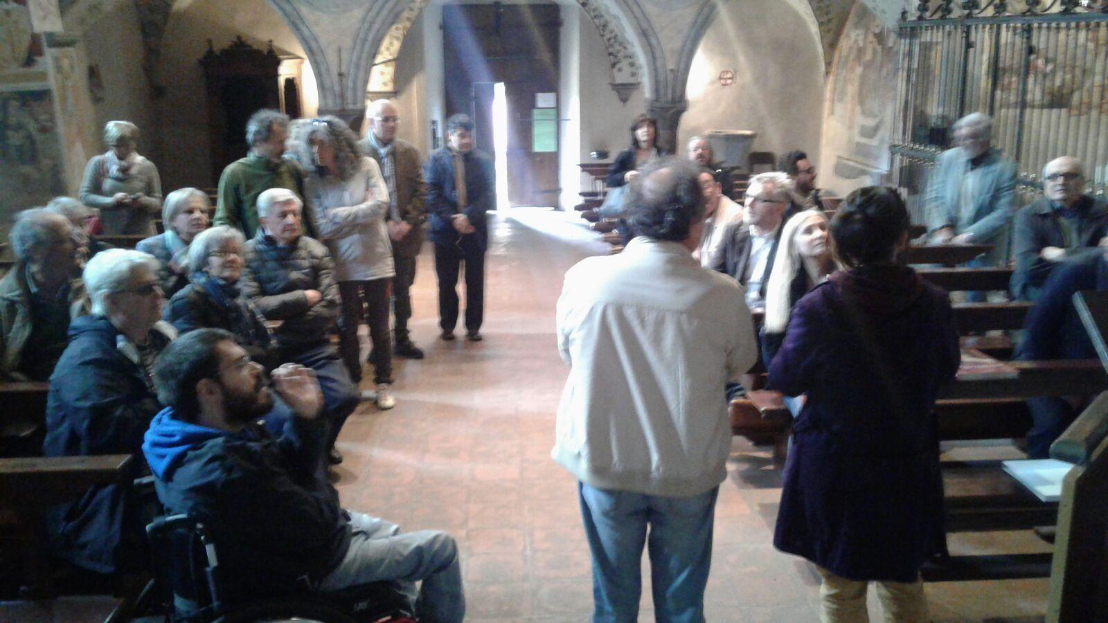 02_visita a Santa Maria e assemblea Circolo Ghislandi
