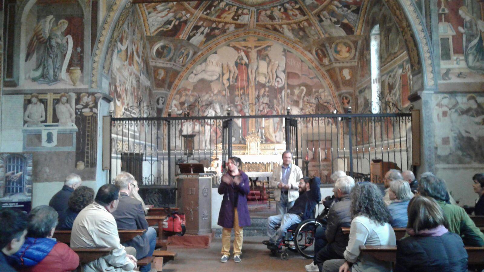04_visita a Santa Maria e assemblea Circolo Ghislandi