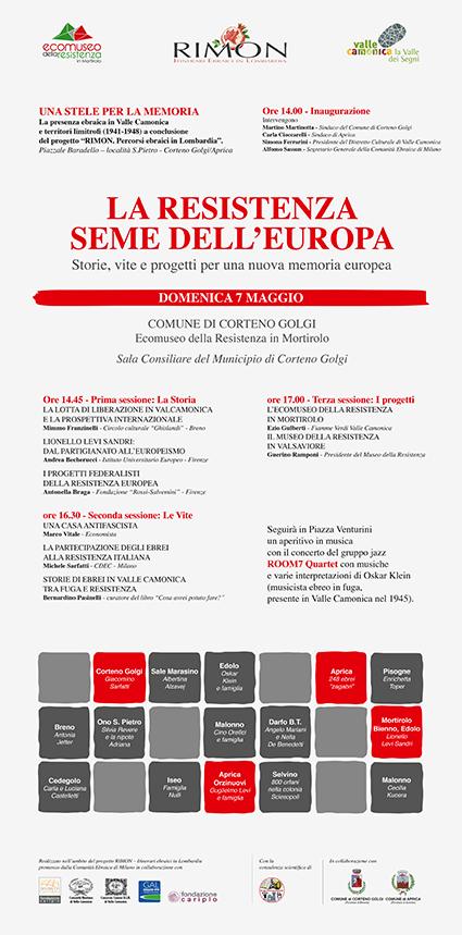 Locandina inaugurazione_La resistenza seme d'Europa_web