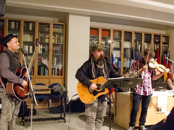 1_ouverture musicale LUF_convegno L'italia in trincea_22-11-14