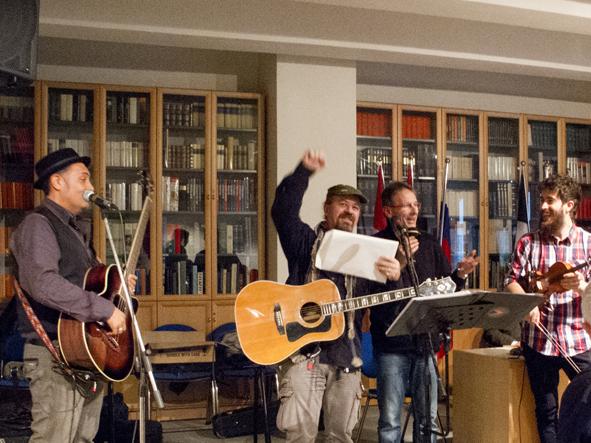 2_ouverture musicale LUF_convegno L'italia in trincea_22-11-14