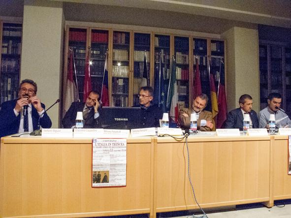 5_saluti istituzionali cappellini_convegno L'italia in trincea_22-11-14