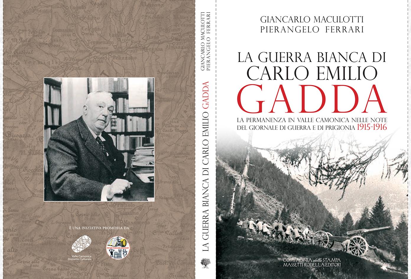 1_La Guerra bianca di Carlo Emilio GADDA _copertina