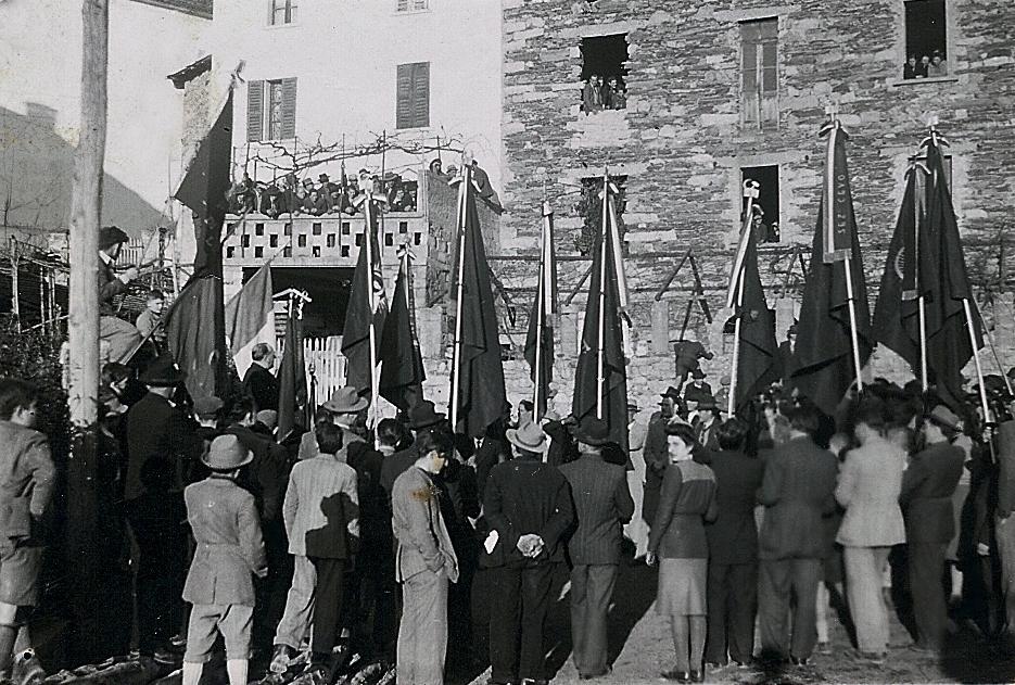 Ghislandi  manifestazione