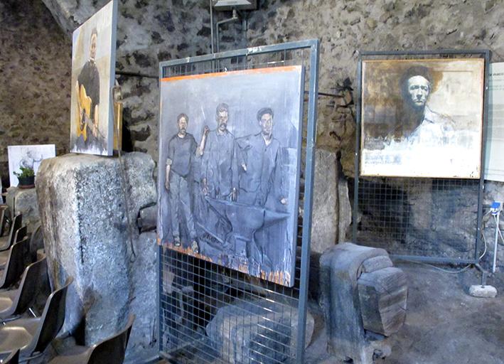 06_inaugurazione mostra Bruno Zoppetti Museo Le Fudine Malegno 30 Aprile