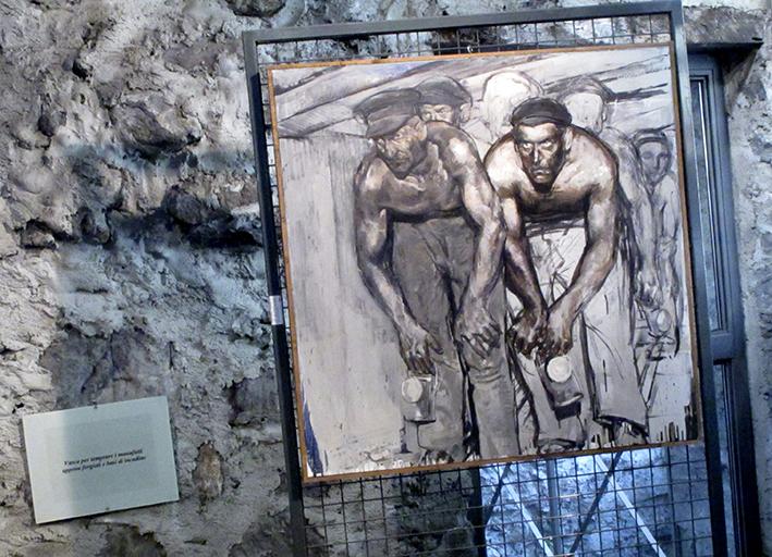 07_inaugurazione mostra Bruno Zoppetti Museo Le Fudine Malegno 30 Aprile