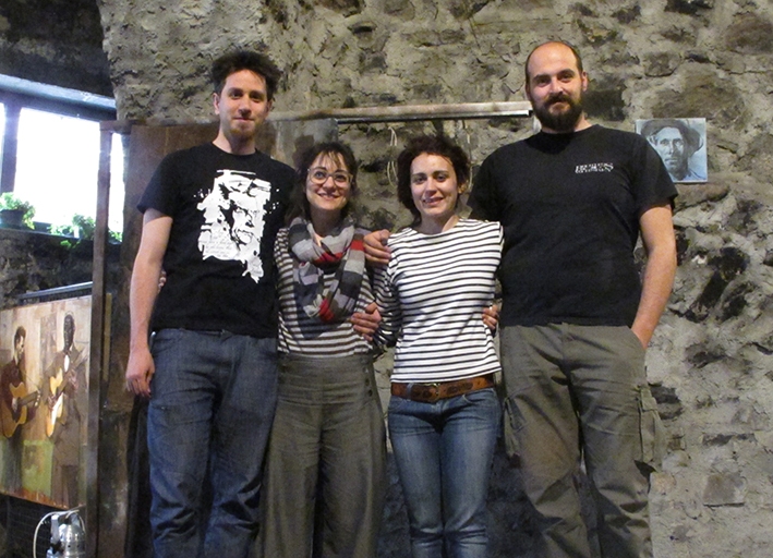 08_inaugurazione mostra Bruno Zoppetti Museo Le Fudine Malegno 30 Aprile