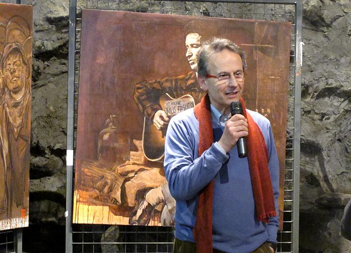 11_inaugurazione mostra Bruno Zoppetti Museo Le Fudine Malegno 30 Aprile
