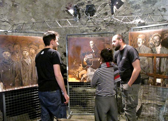 15_inaugurazione mostra Bruno Zoppetti Museo Le Fudine Malegno 30 Aprile