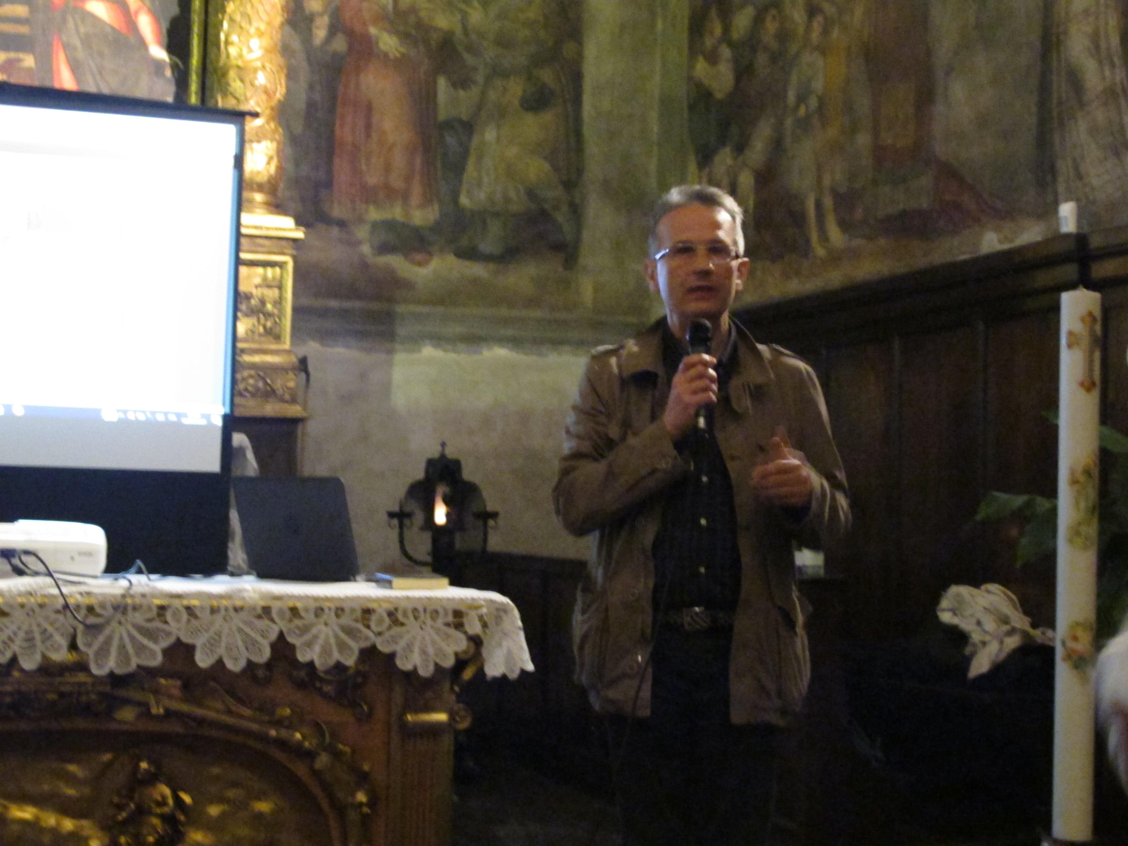 01_presentazione senza Misericordia di Chiara Frugoni_Bienno