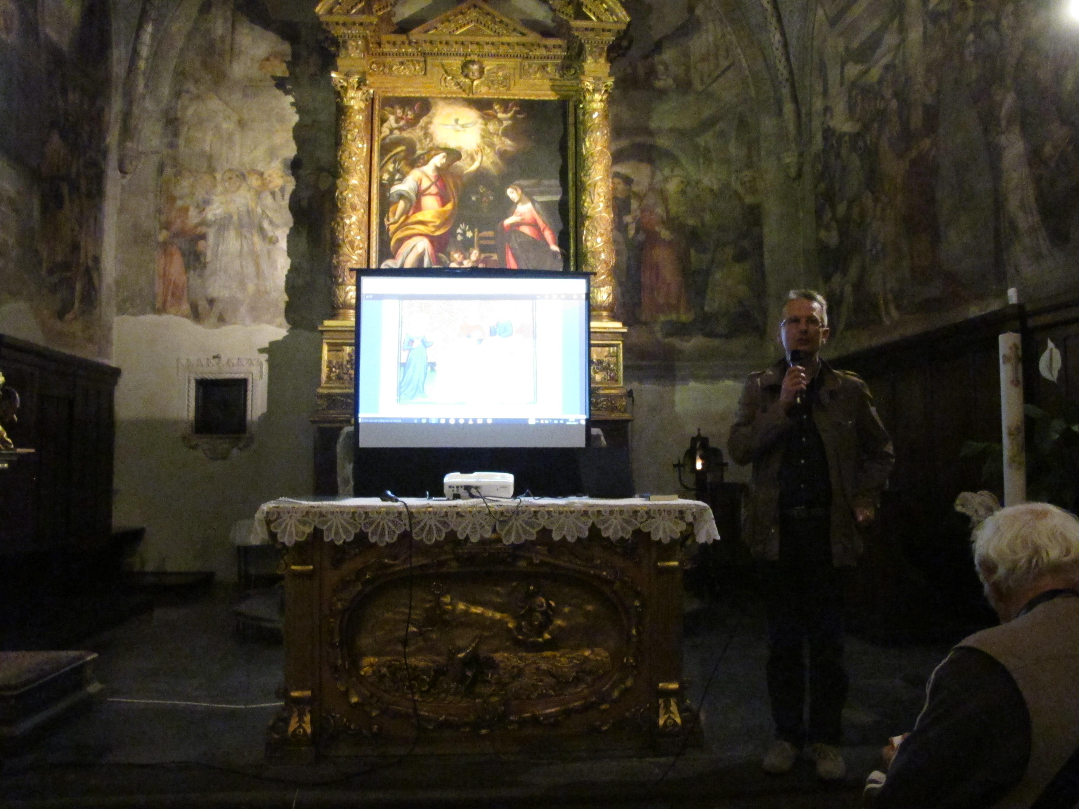 02_presentazione senza Misericordia di Chiara Frugoni_Bienno
