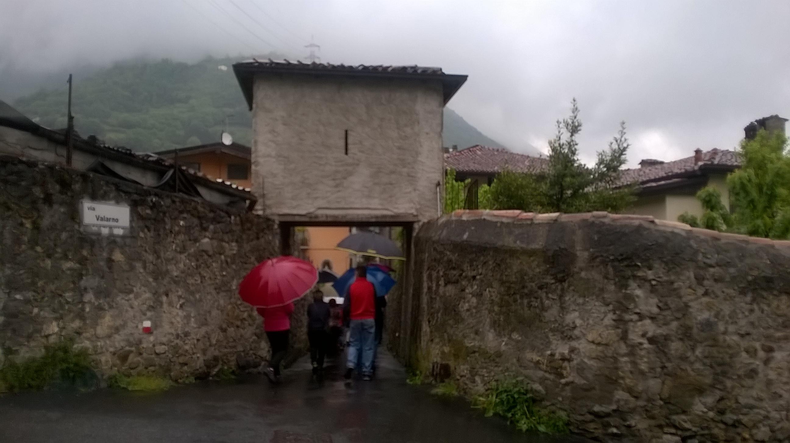 4_visita guidata alla villa Nobili e inaugurazione Mostra Aldo Caprani lunedì 1° maggio 2017 (1)