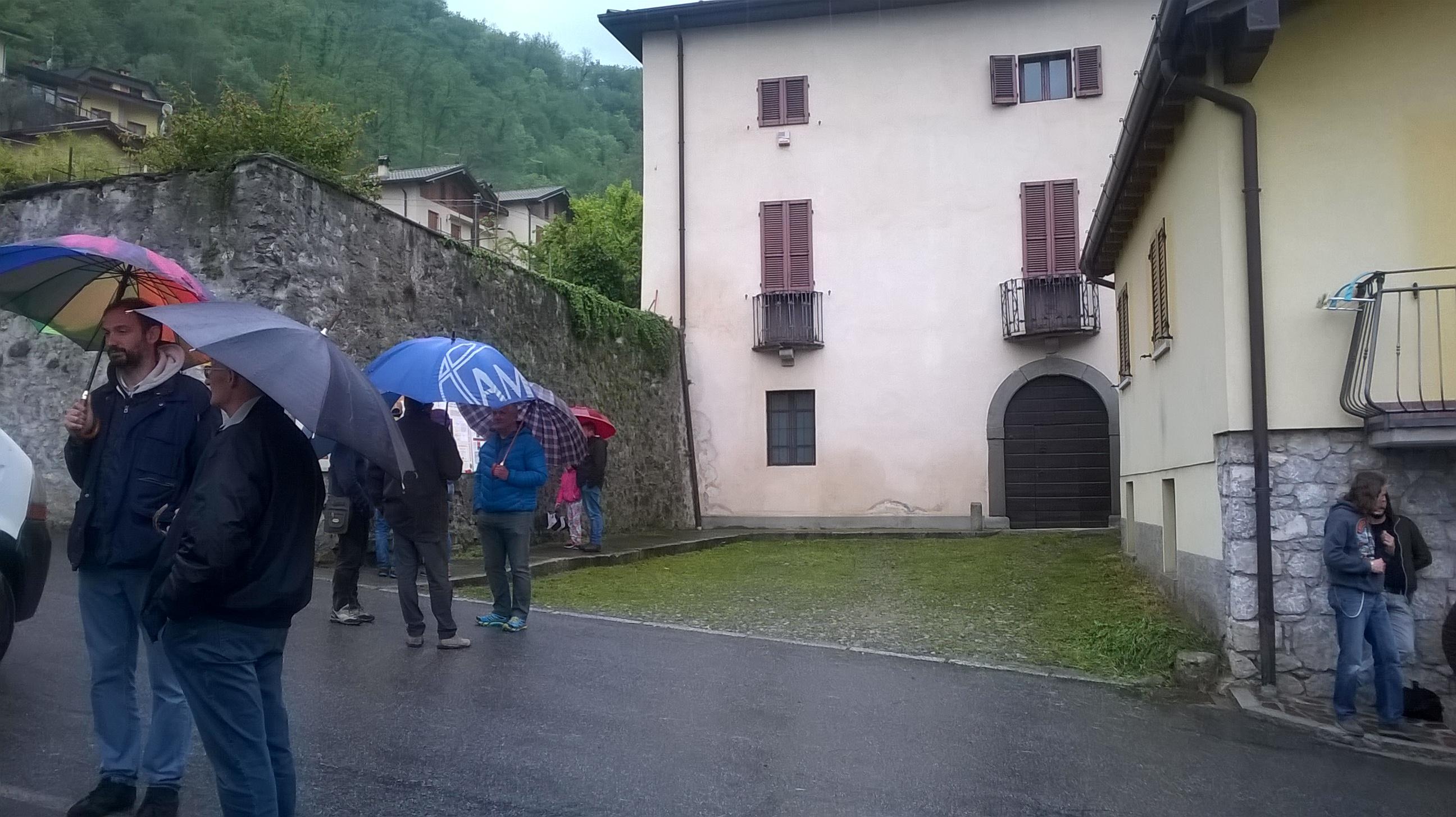 7_visita guidata alla villa Nobili e inaugurazione Mostra Aldo Caprani lunedì 1° maggio 2017