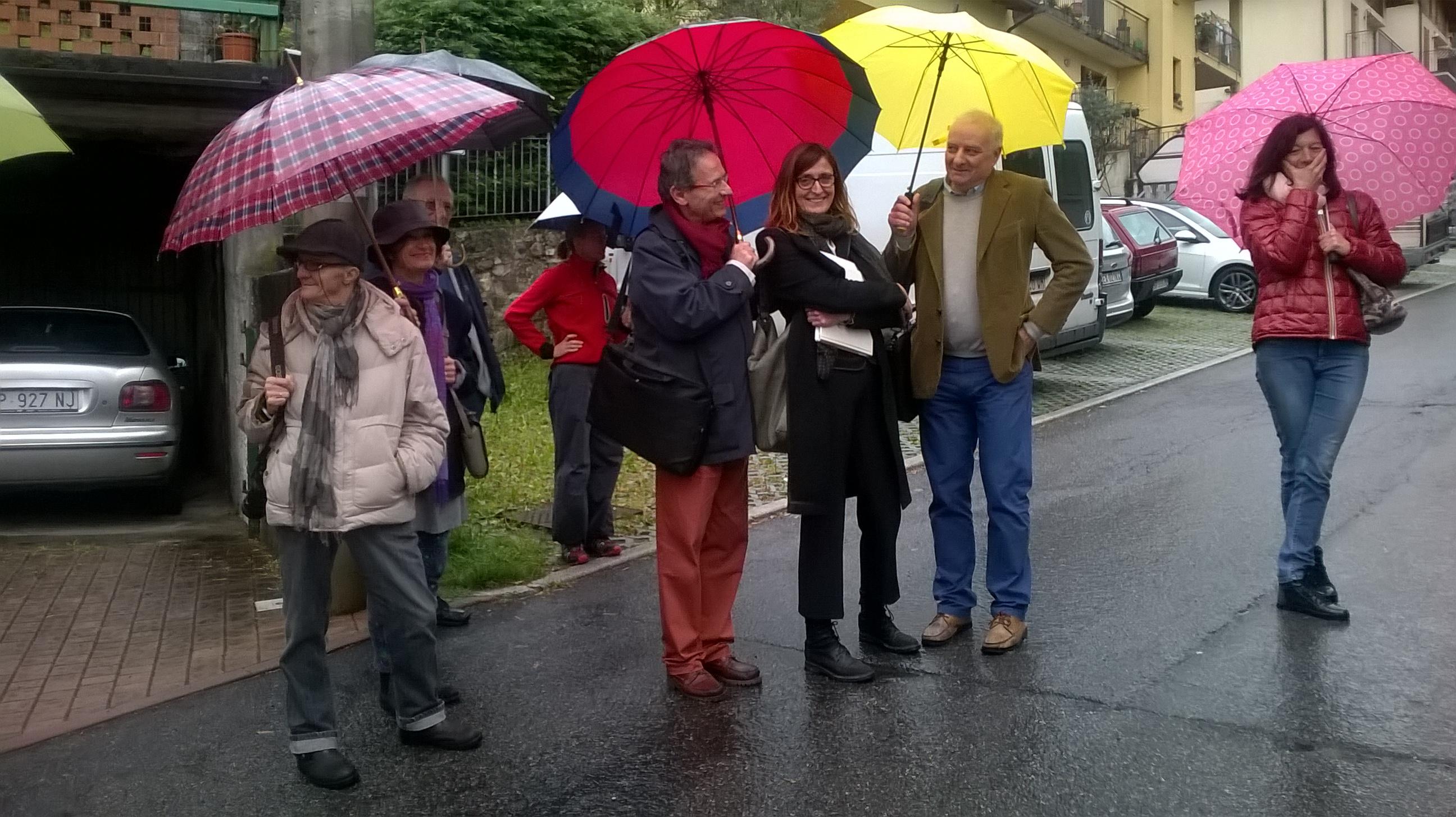 9_visita guidata alla villa Nobili e inaugurazione Mostra Aldo Caprani lunedì 1° maggio 2017