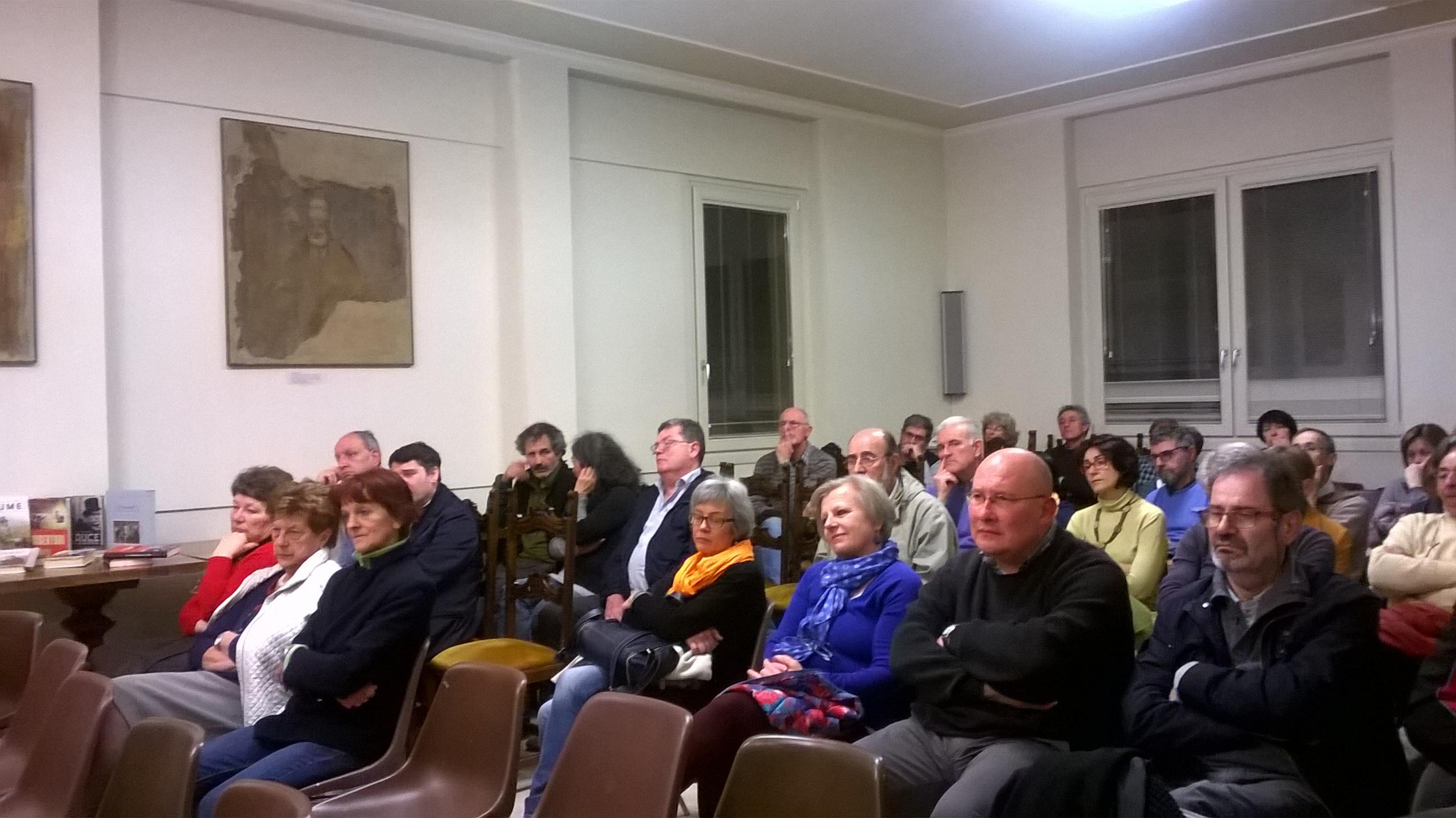 08_presentazione Il tribunale del Duce di Mimmo Franzinelli_20 aprile 2017 a Malegno