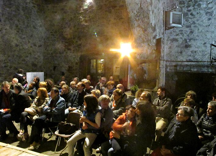 06_Spettacolo teatrale TALKIN' WOODY GUTHRIE Malegno 30 Aprile