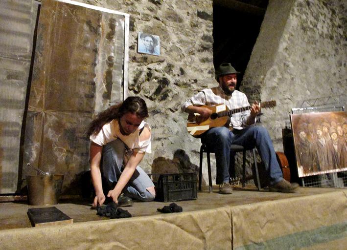 08_Spettacolo teatrale TALKIN' WOODY GUTHRIE Malegno 30 Aprile