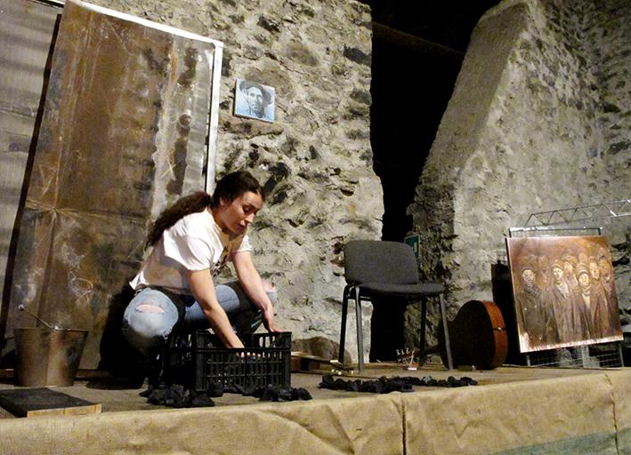 10_Spettacolo teatrale TALKIN' WOODY GUTHRIE Malegno 30 Aprile
