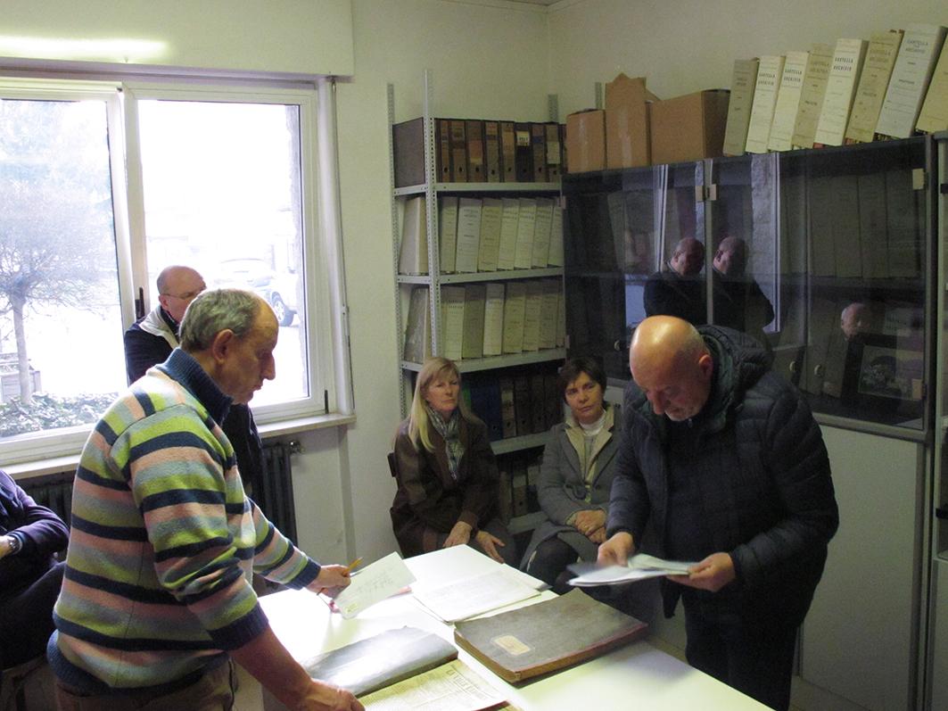 07_settimana archivi_17 marzo_archivio storico ghislandi
