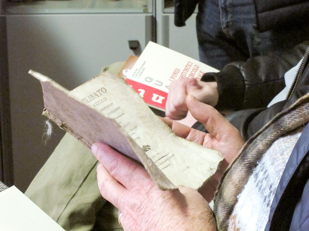 18_settimana archivi_17 marzo_archivio storico ghislandi