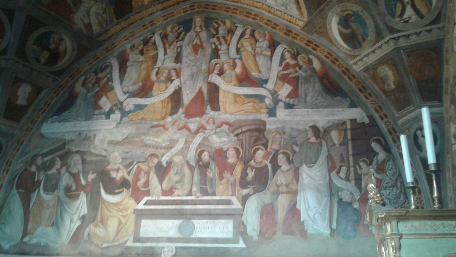 07_visita a Santa Maria e assemblea Circolo Ghislandi