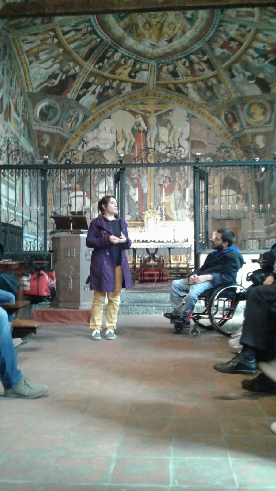 09_visita a Santa Maria e assemblea Circolo Ghislandi