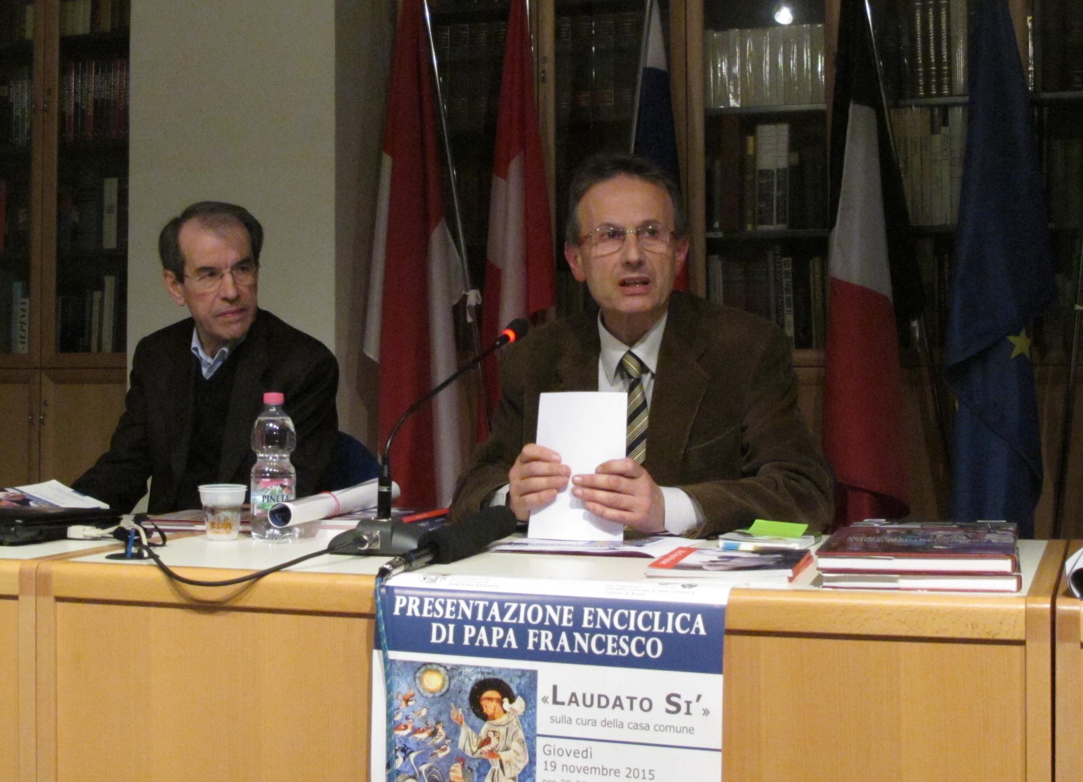 09_conferenza Laudato Sì _Breno 19 novembre 2015