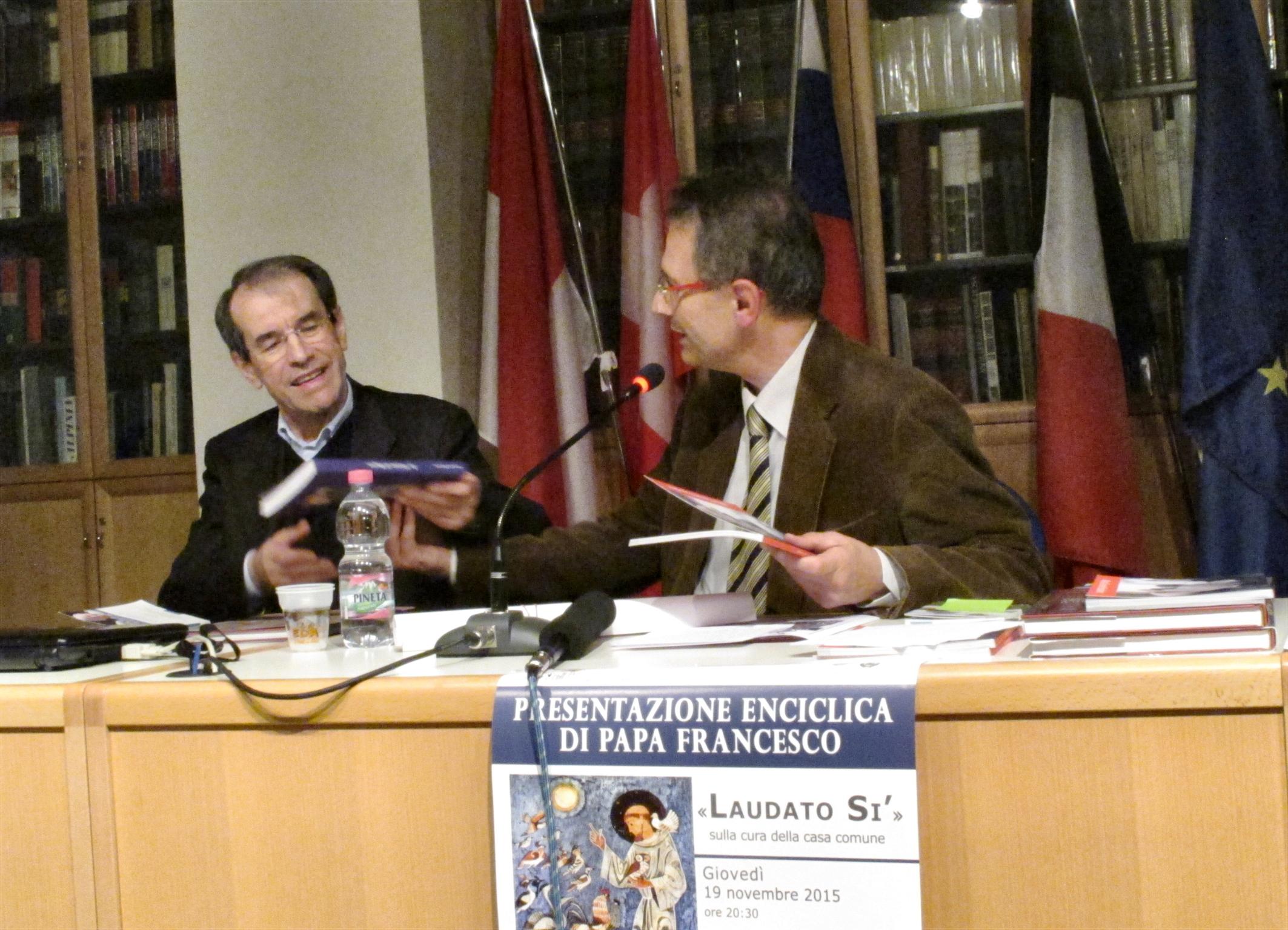 12_conferenza Laudato Sì _Breno 19 novembre 2015