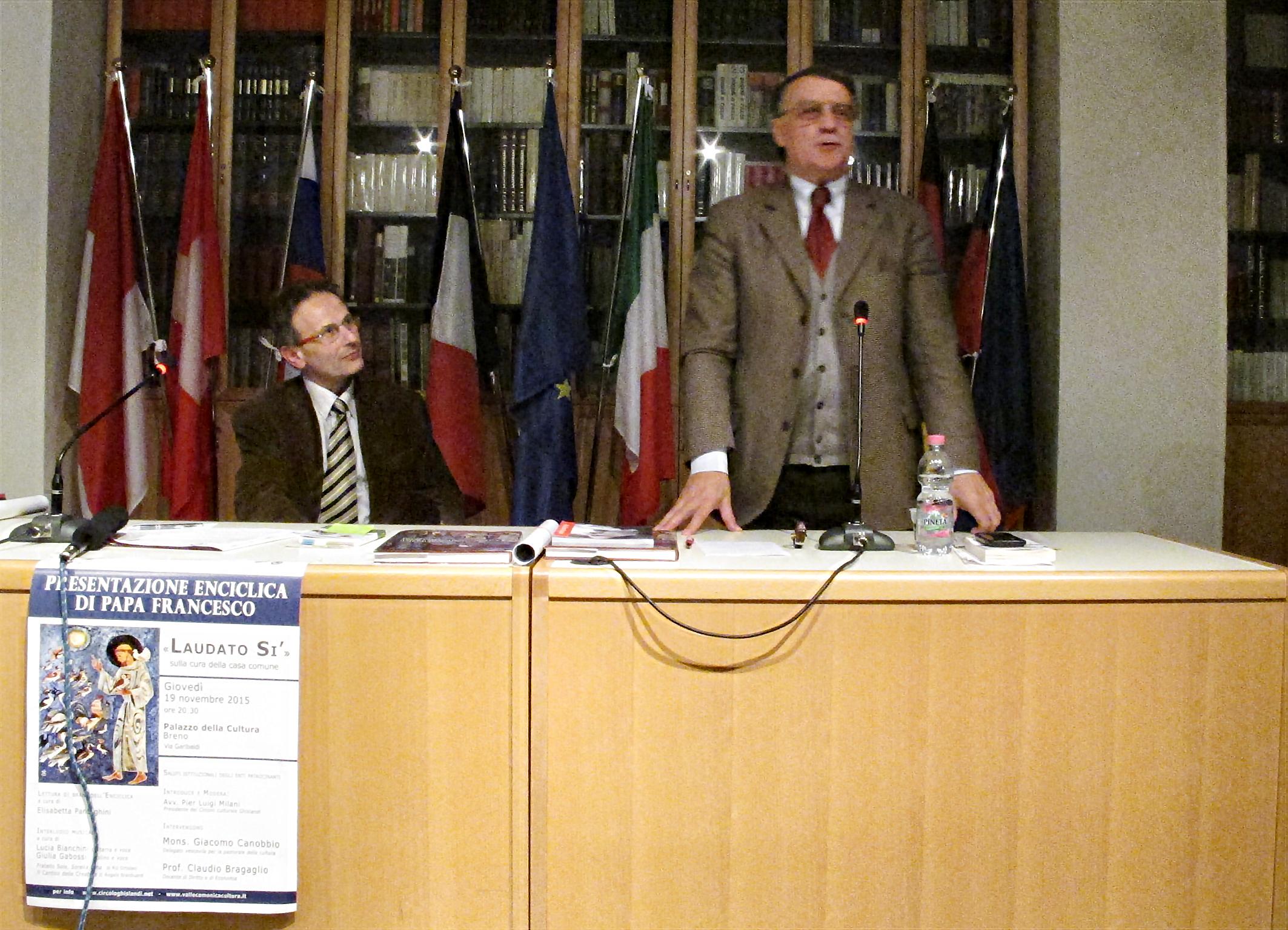 13_conferenza Laudato Sì _Breno 19 novembre 2015