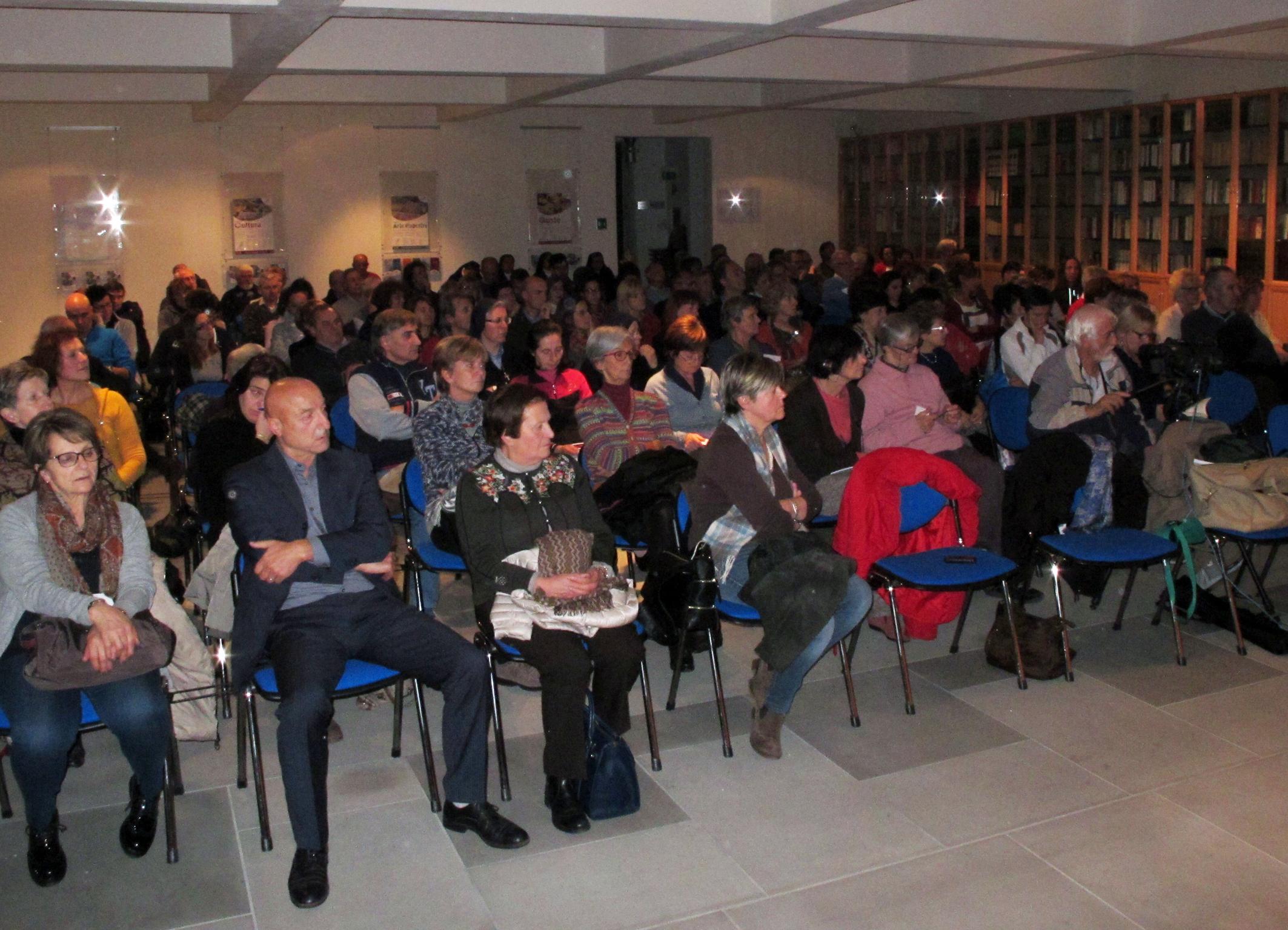15_conferenza Laudato Sì _Breno 19 novembre 2015
