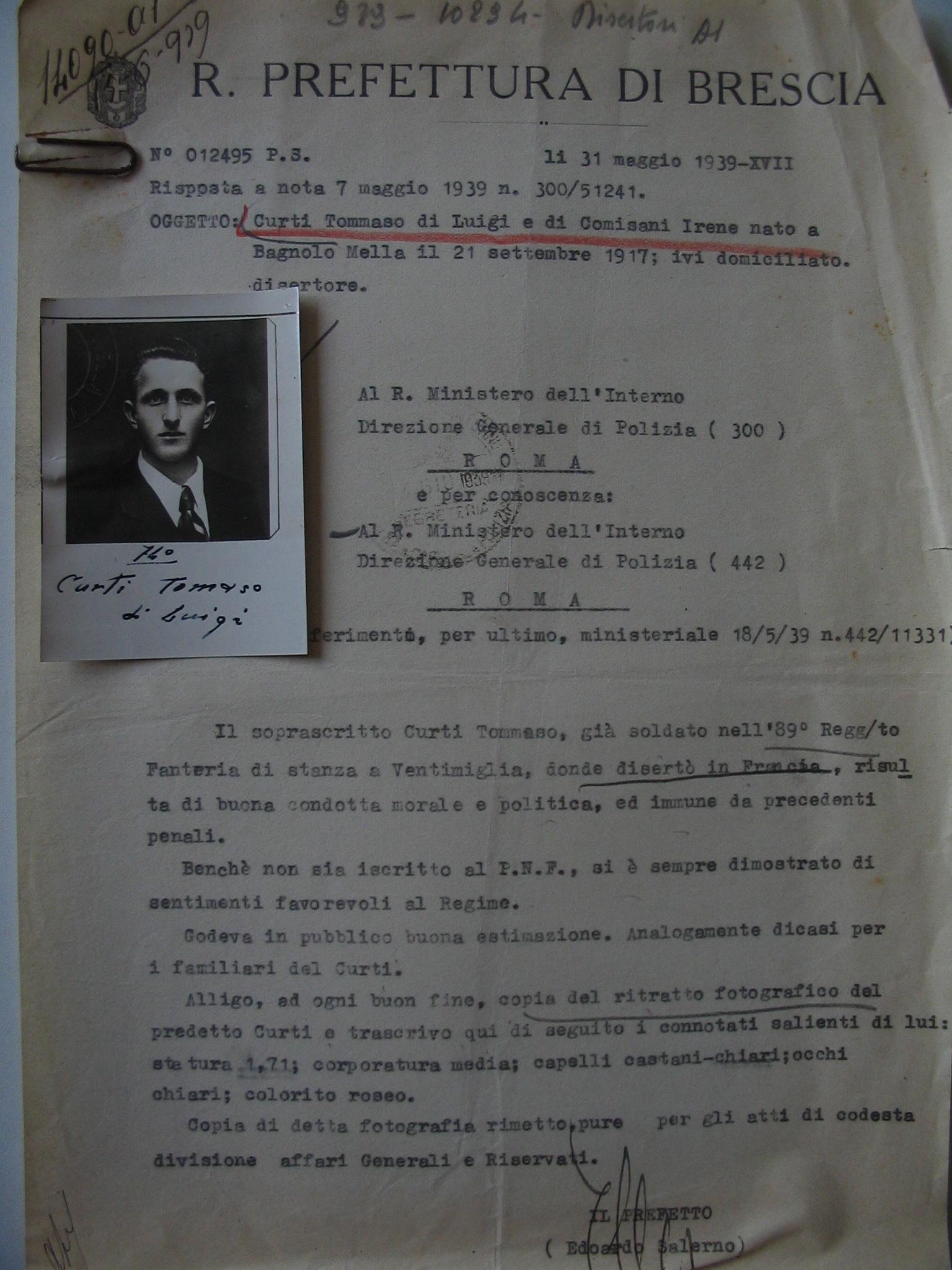 005 disertori 1939 Curti