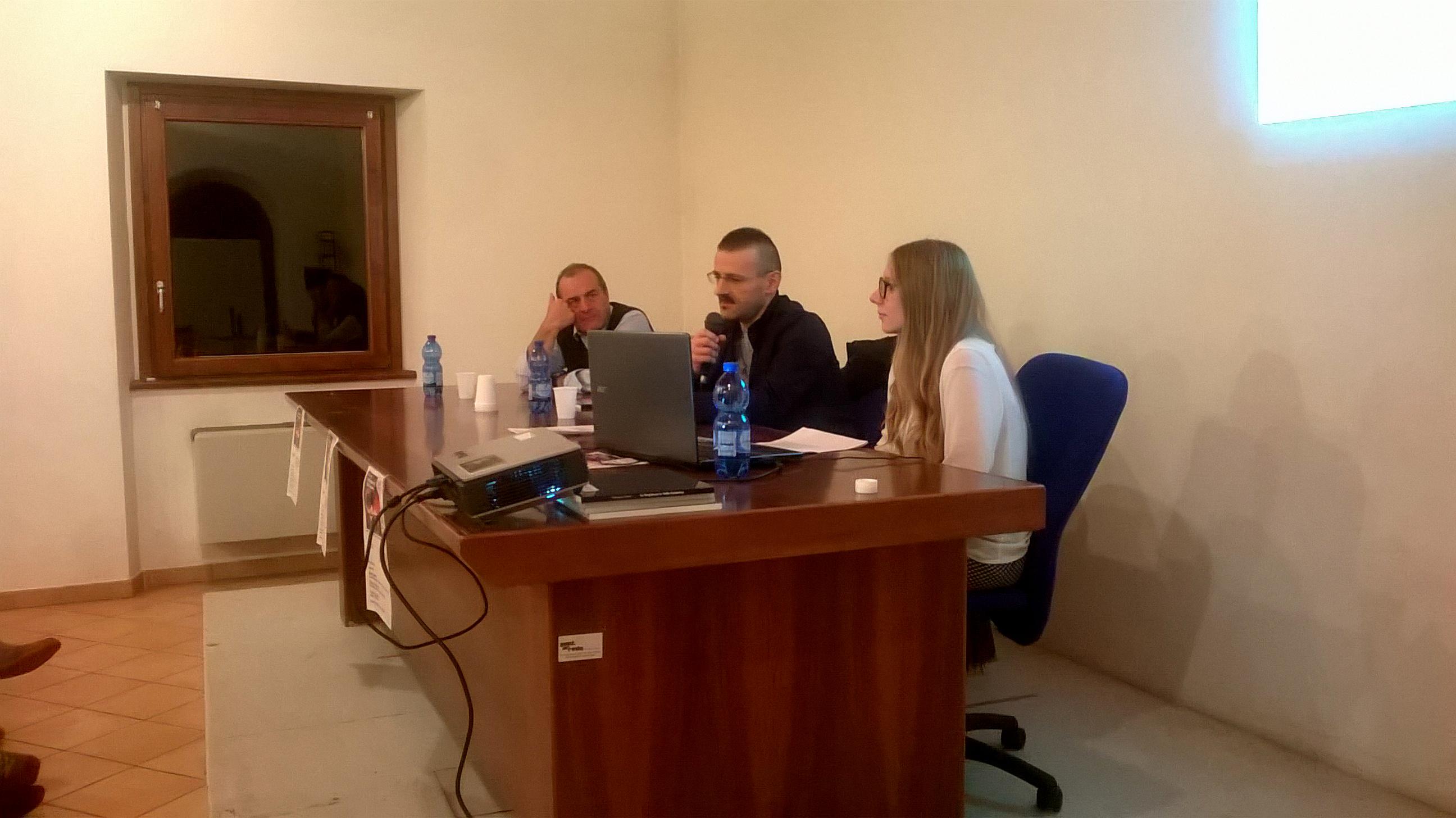 2_presentazione La forgiatura in Valle Camonica_13 ottobre 2016