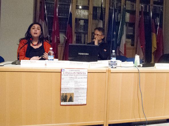 11_intervento La Fata_convegno L'italia in trincea_22-11-14