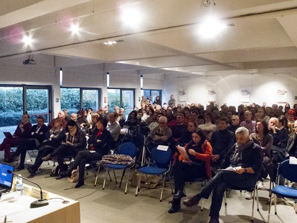 3_pubblico_convegno L'italia in trincea_22-11-14