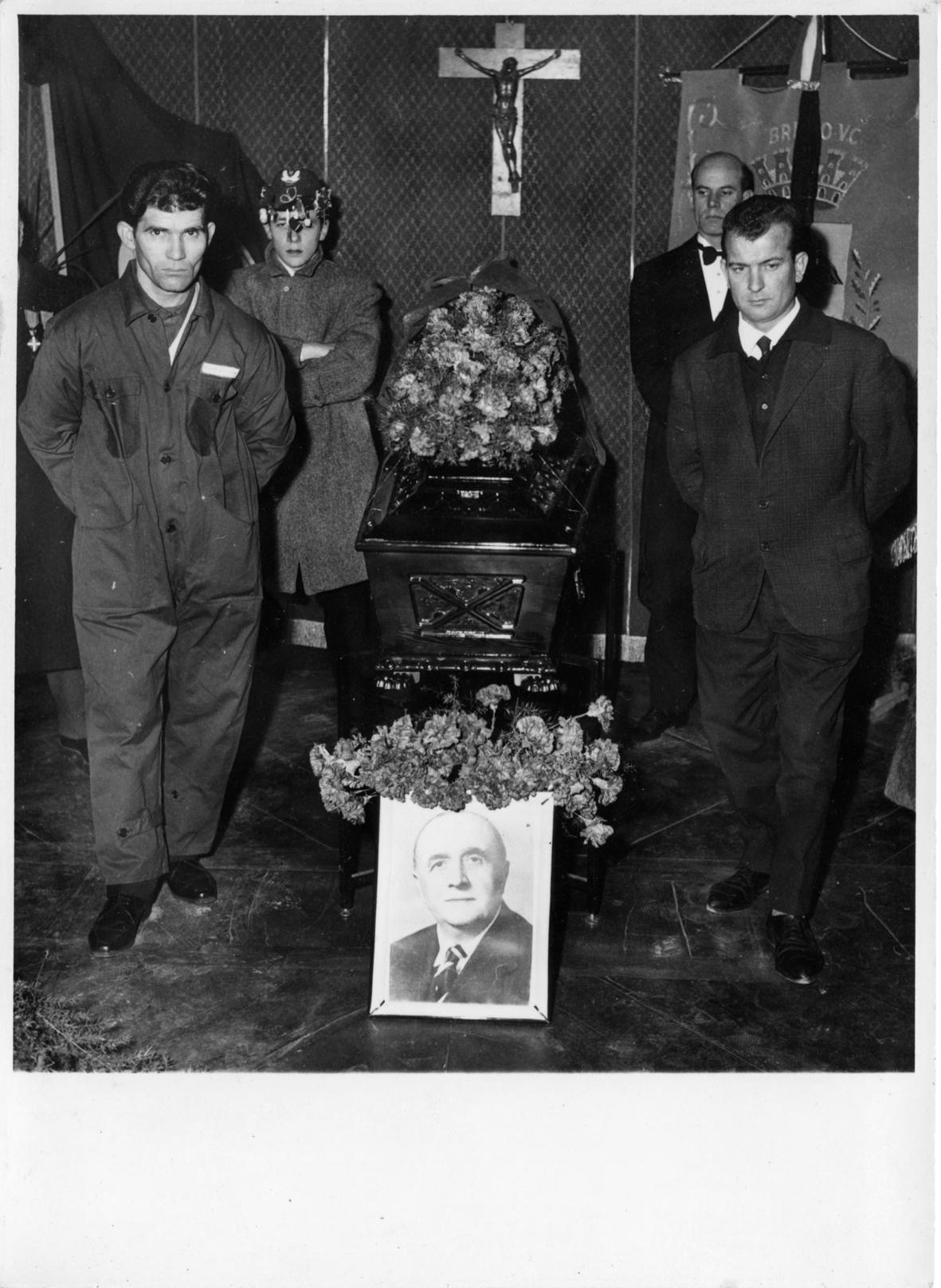 funerale Ghislandi