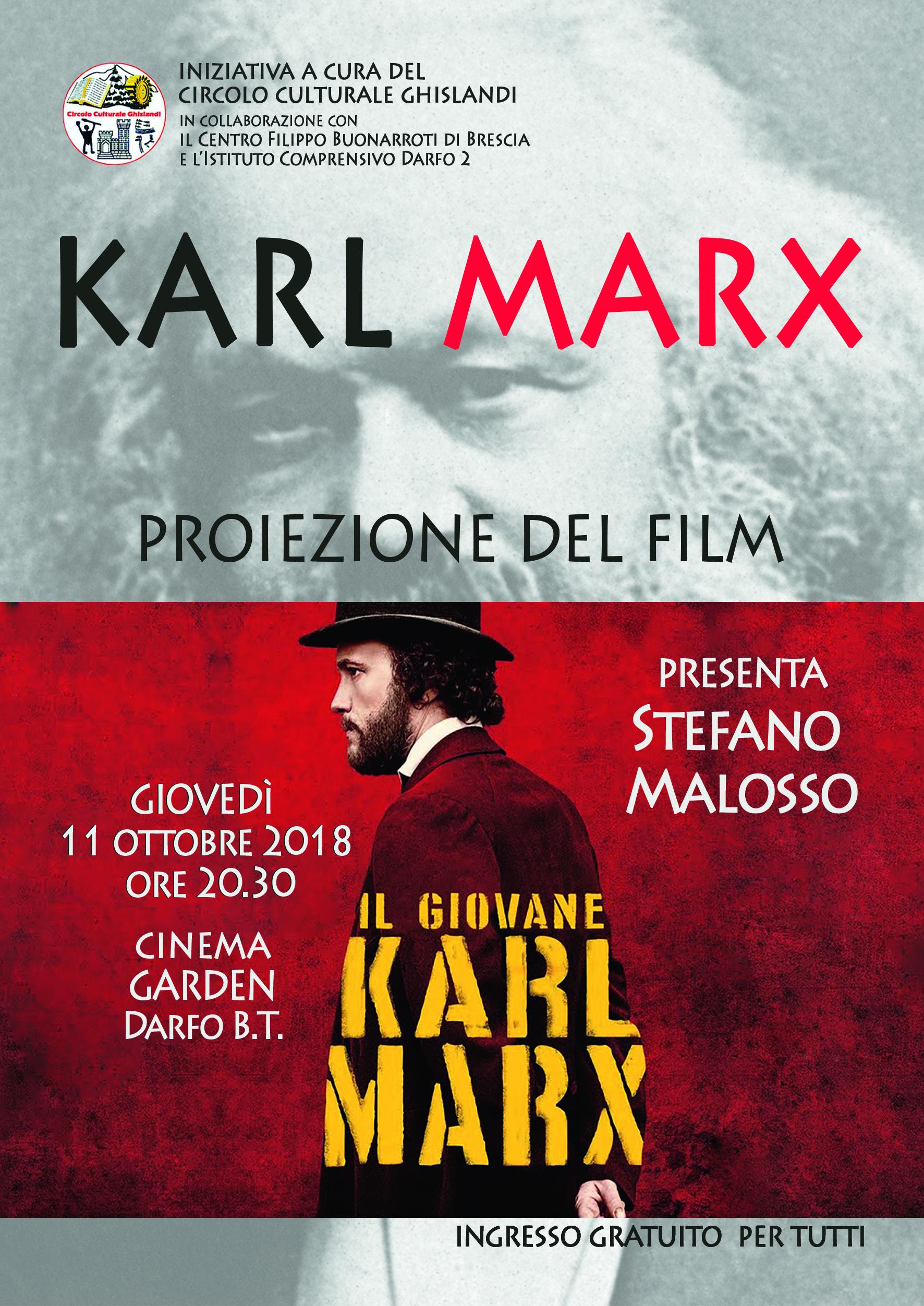 volantino Marx_fronte