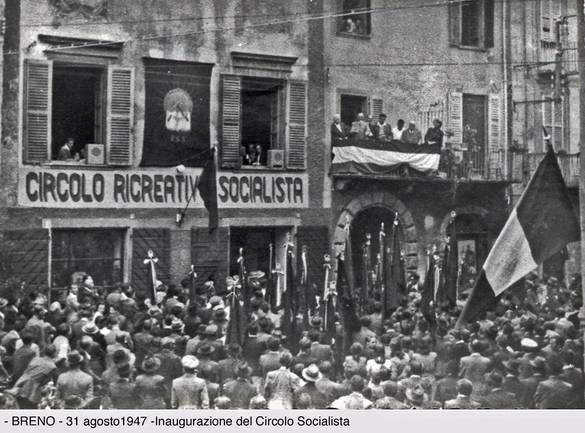 BRENO - CIRCOLO SOCIALISTA