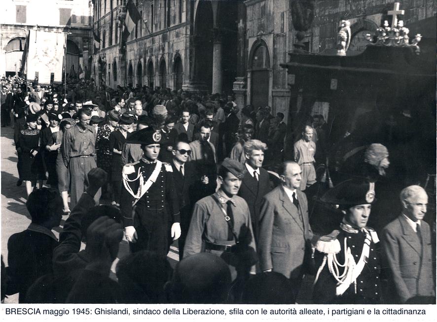 Ghislandi Sindaco Brescia