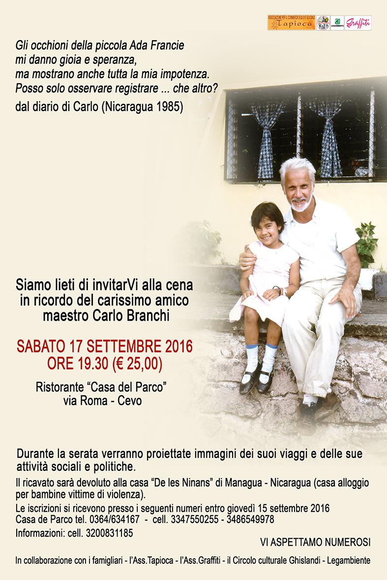 locandina Carlo Branchi 2