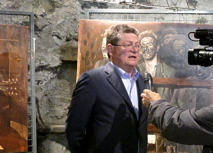 16_inaugurazione mostra Bruno Zoppetti Museo Le Fudine Malegno 30 Aprile