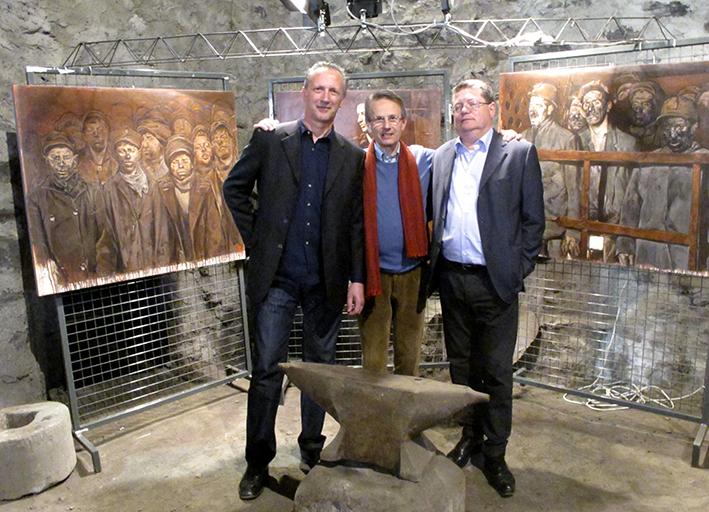 17_inaugurazione mostra Bruno Zoppetti Museo Le Fudine Malegno 30 Aprile