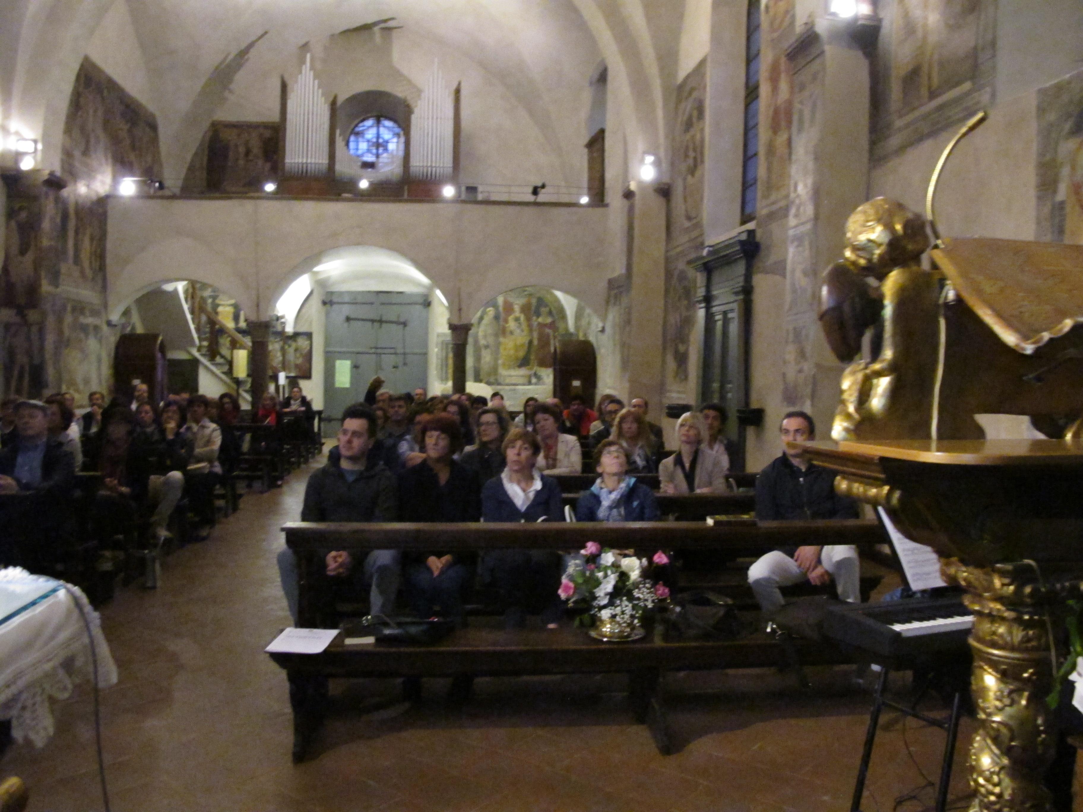 03_presentazione senza Misericordia di Chiara Frugoni_Bienno