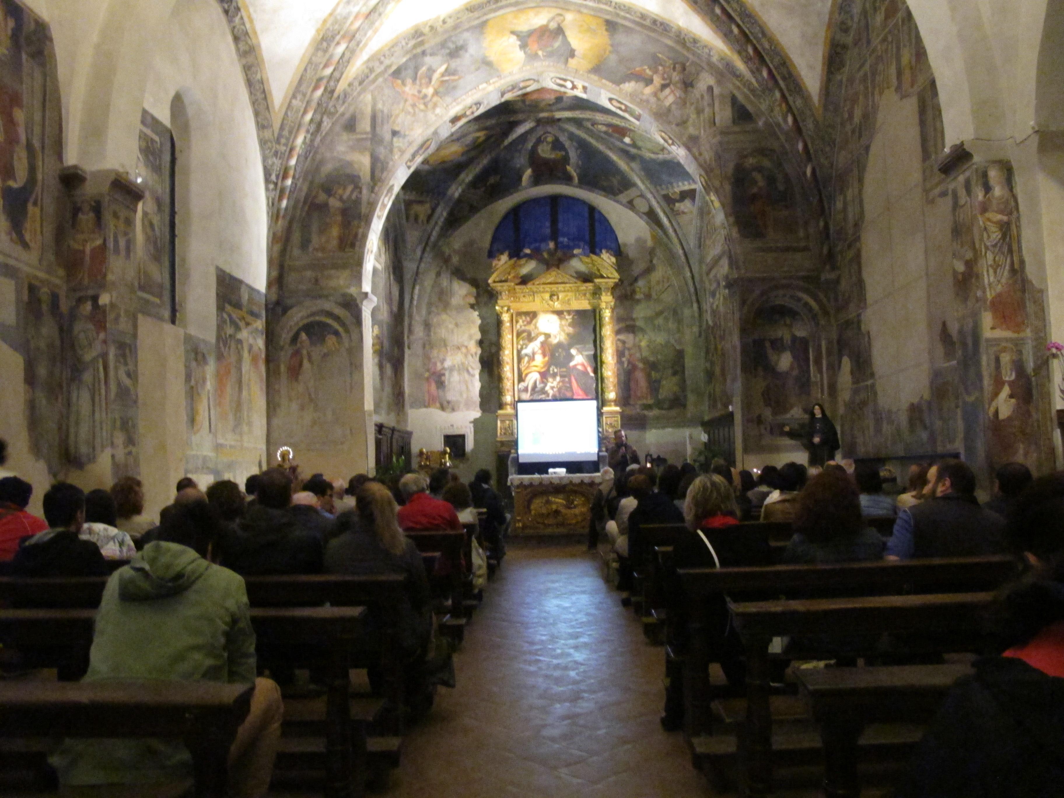 05_presentazione senza Misericordia di Chiara Frugoni_Bienno