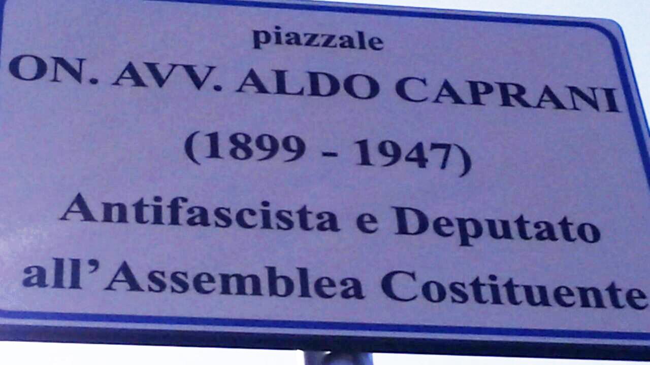 4_intitolazione piazzale Aldo Caprani