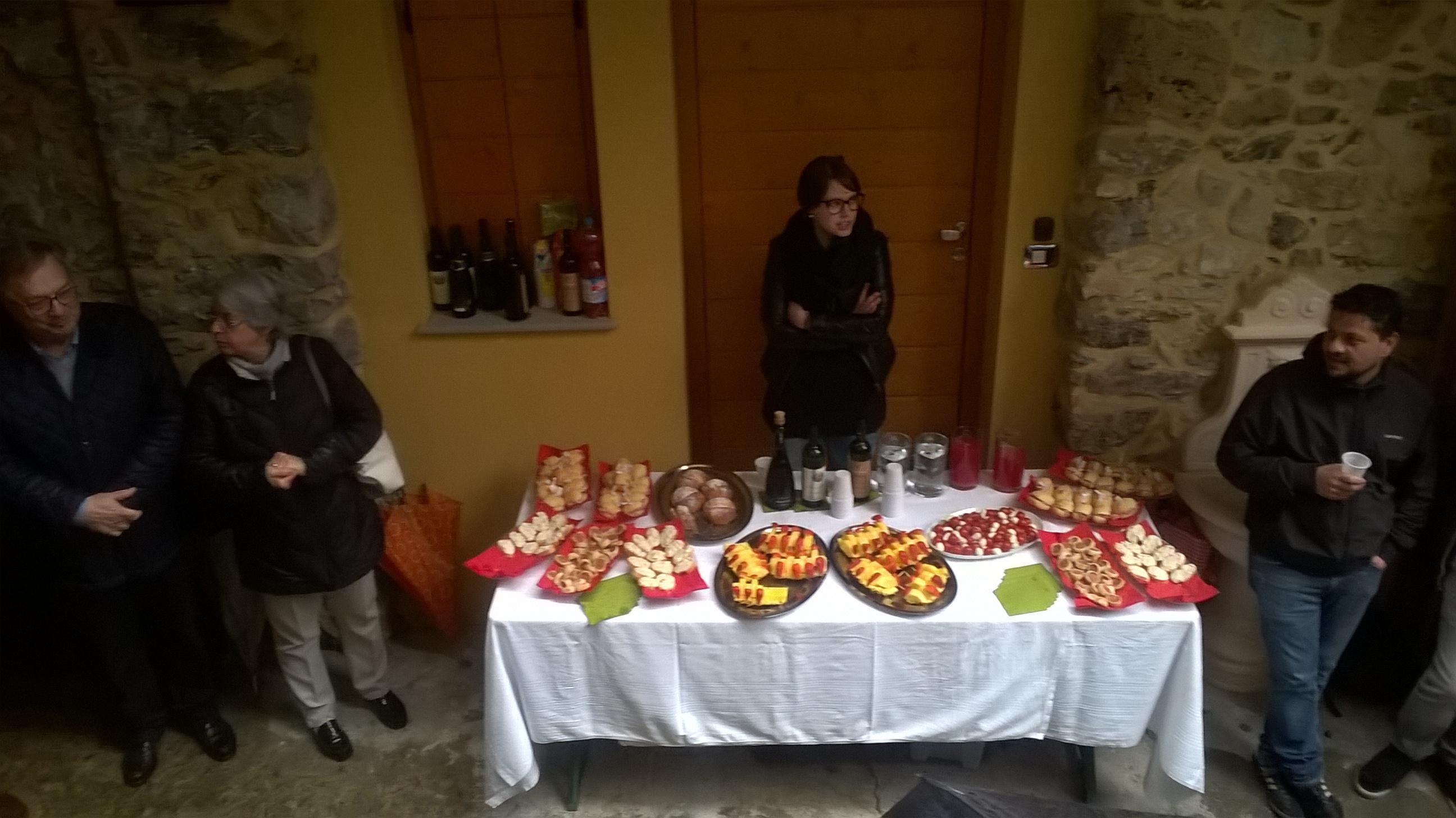 7_visita guidata alla villa Nobili e inaugurazione Mostra Aldo Caprani lunedì 1° maggio 2017 (1)