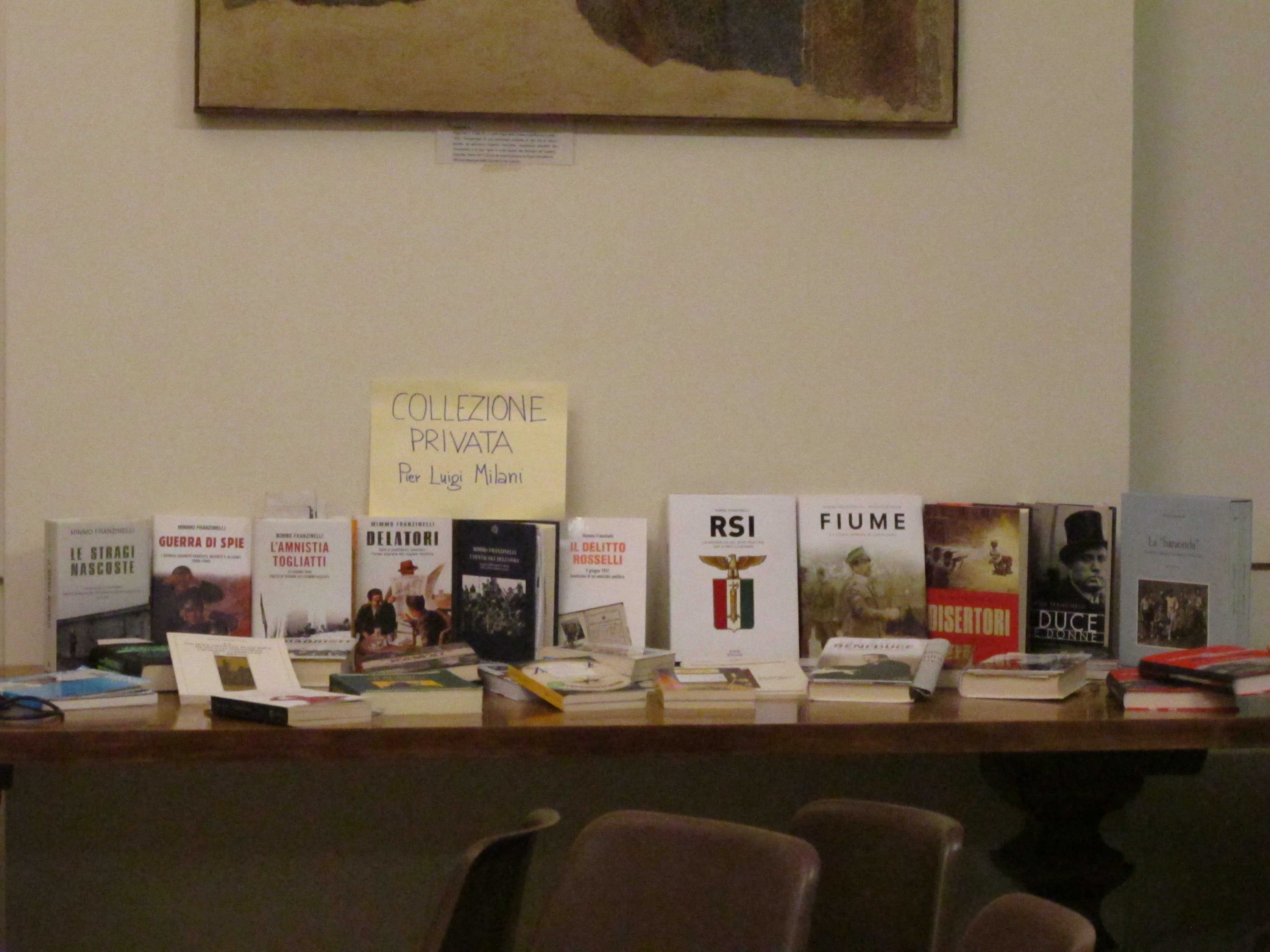 07_presentazione Il tribunale del Duce di Mimmo Franzinelli_20 aprile 2017 a Malegno