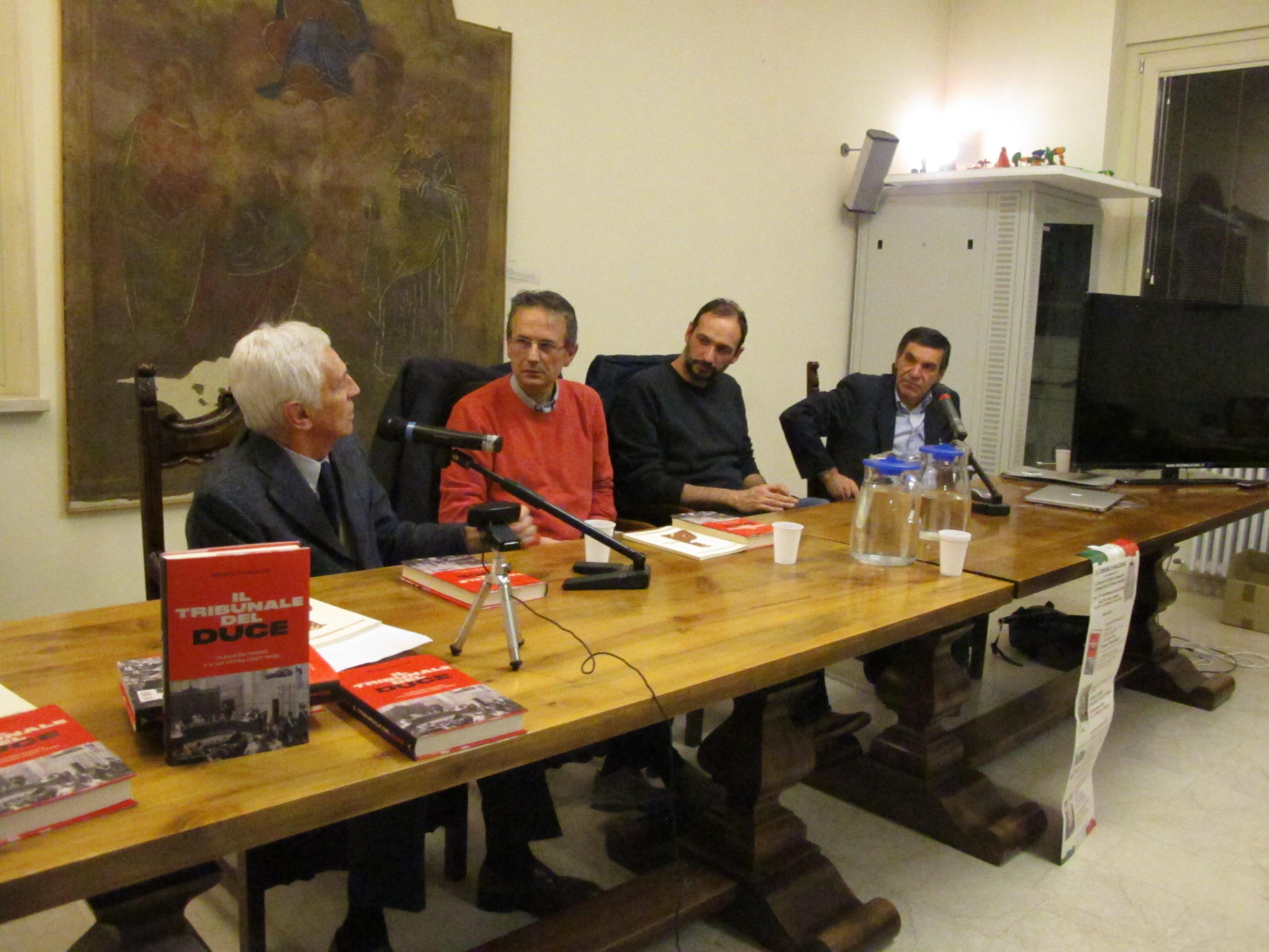 13_presentazione Il tribunale del Duce di Mimmo Franzinelli_20 aprile 2017 a Malegno